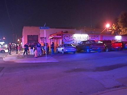 Police: Bullet Grazes Man's Head At Tulsa Bar