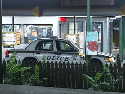 Tulsa Police Search For Suspects In Sonic Armed Robbed