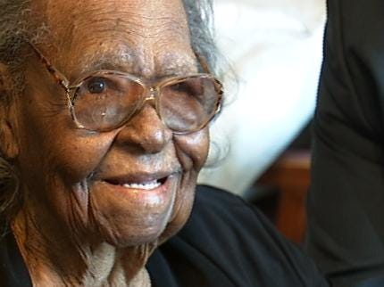 Tulsa Woman Celebrating 107th Birthday