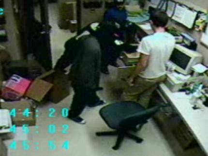 Tulsa Police Release Surveillance Video Of Walgreens Robbery