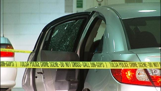 Muskogee Man Arrested In Tulsa Woman's Murder