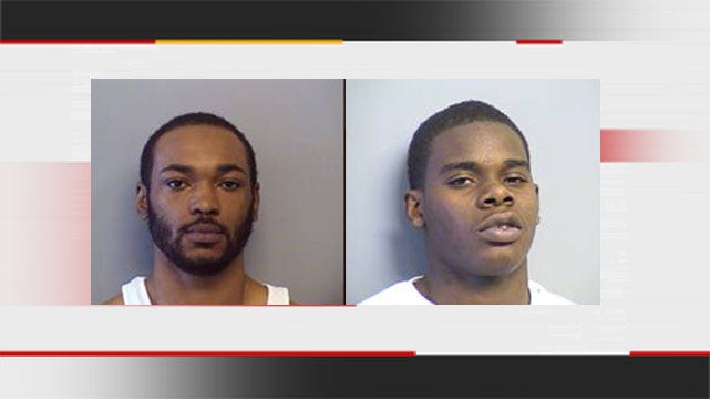 Two Arrested In String Of Tulsa Armed Robberies
