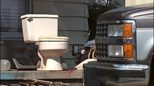 Trashy Yards, Porches Could Cost Muskogee Residents