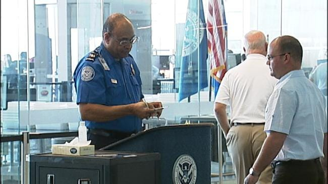 Airport Screening Process Under Fire After Six-Year-Old Gets Pat Down