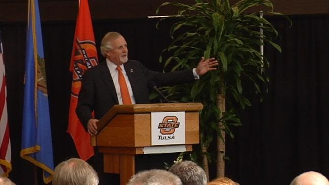 Kaiser Donation Helps Launch New Family Center At OSU-Tulsa