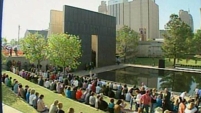 Tuesday Marked The 16th Anniversary Of The Oklahoma City Bombing