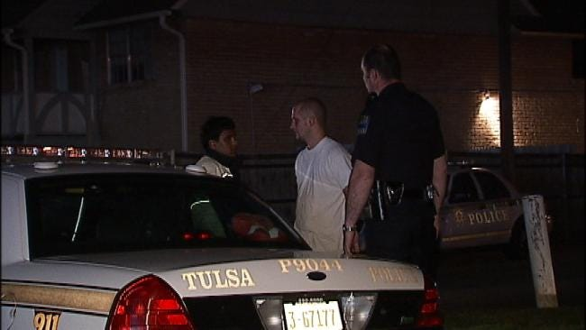 Tulsa Man In Jail After A Domestic Assault Late Monday
