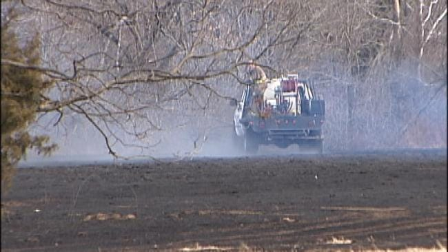 Wagoner County Businessman Fights To Keep Fire Coverage