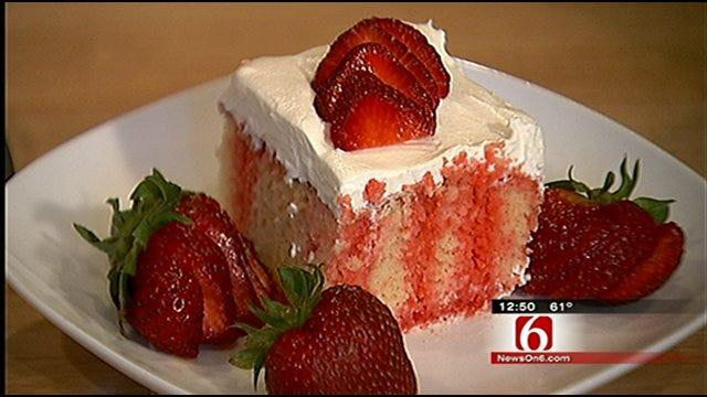 Strawberry Yum-Yum Dessert
