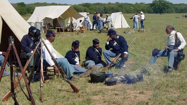 Oklahoma Civil War Battle To Live Again Near Checotah
