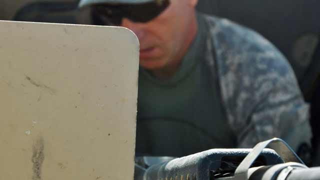Tulsa Soldier Playing Pivotal Role In The Iraq Drawdown