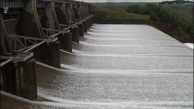 U.S. Army Corps: Lake Tenkiller Dam Not In Danger Of Failing