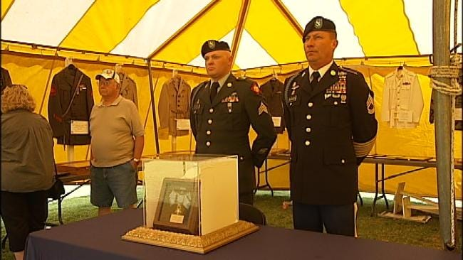 Medal Of Honor Recipients Recognized In Tulsa Ceremony