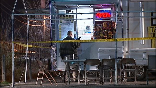 Tulsa Taco Stand Owner Shot During Robbery