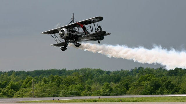 NTSB Uses Tulsa Company To Examine Airplane Engine Involved In Air Show Crash