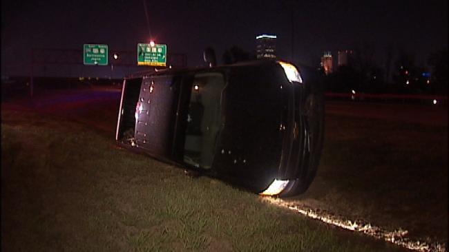Pickup Truck Crash Sends Tulsa Driver To Jail