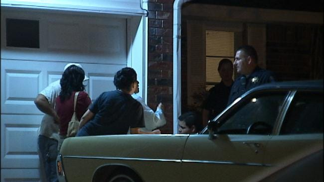 Argument Leads To Tulsa Stabbing Death