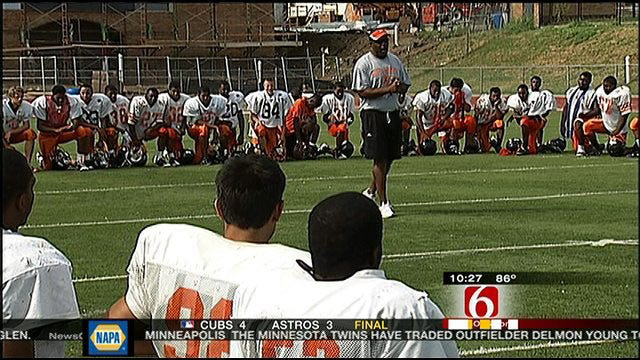 Preseason Blitz: Booker T. Washington Hornets