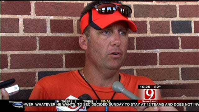 Gundy Addresses Potential Issues On Defense