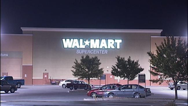 Tulsa Police Make Arrest In Deadly Walmart Parking Lot Shooting