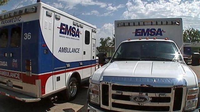 EMSA Will Continue To Provide Ambulance Service For Tulsa