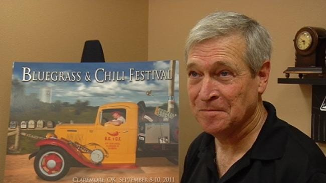 Claremore Bluegrass And Chili Festival Has International Impact