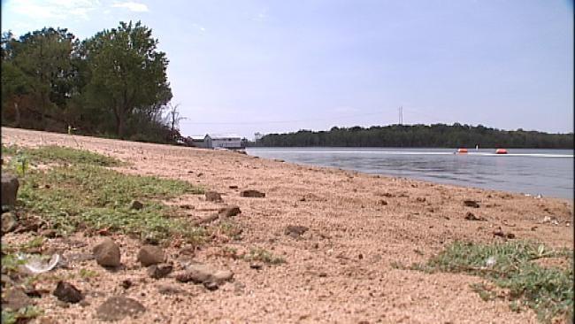 Blue-Green Algae Closes Ft. Gibson Lake Swimming Beach
