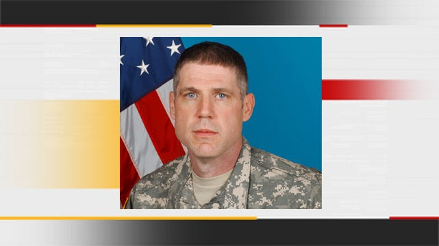 Sapulpa Soldier Killed In Bomb Explosion