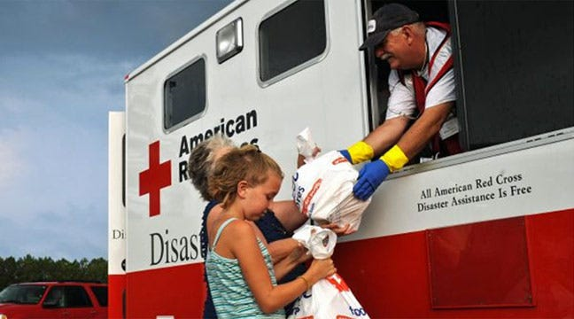 Broken Arrow Red Cross Volunteer Assists Hurricane Victims