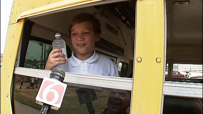 Back To School Means No AC In Tulsa Buses