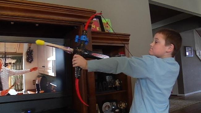 How To Entertain Your Kids In Oklahoma Blizzard Aftermath