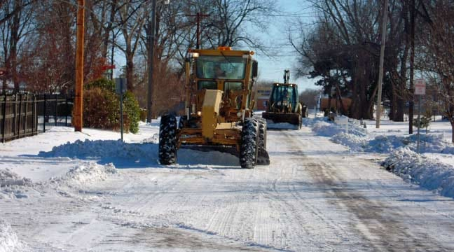 Routes Near Tulsa Schools Have Been Cleared