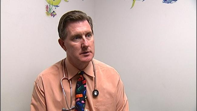 Tulsa Doctors Offices See Spike In Stomach Flu Cases