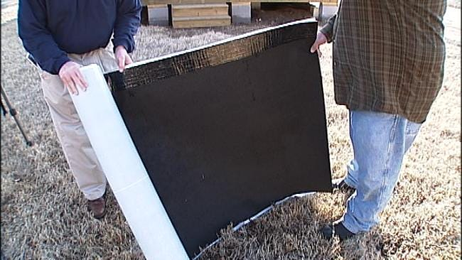 Ice Dams Number One Problem For Oklahoma Homeowners After Blizzard
