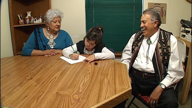 More Oklahoma Grandparents Raising Their Grandchildren