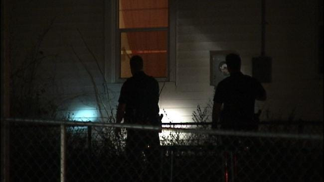 Two Wounded When About 36 Rounds Fired At Tulsa Home