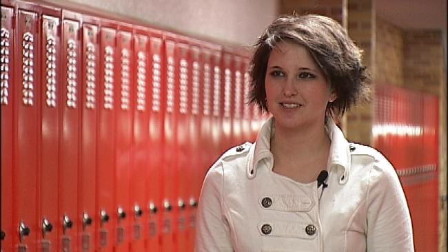Oklahoma's Own: Disability Turns Into Opportunity For Ft. Gibson Student