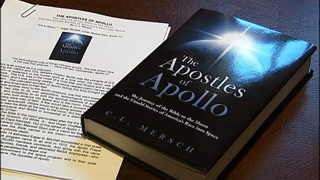 Tulsa Author Brings To Light Bible Moon Mission