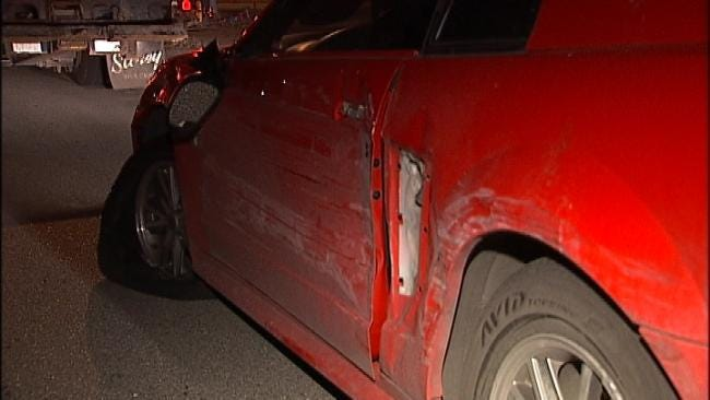 Tulsa Driver Arrested For Suspicion Of DUI Following Hit And Run Crash