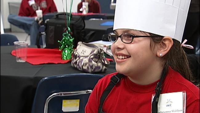 Tulsa Fourth Grader Headed To National Cooking Competition