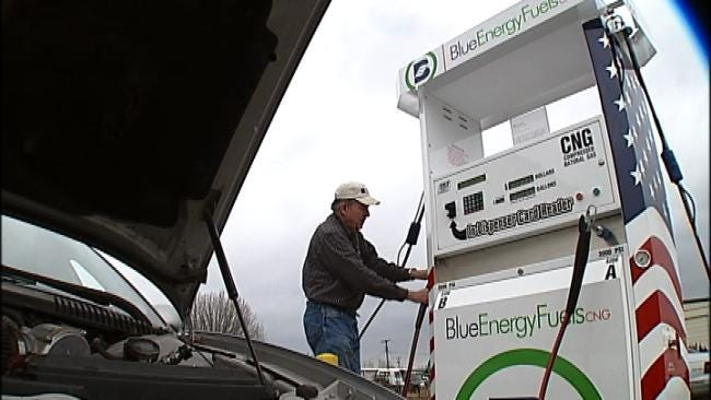 Natural Gas Could Be Economic Future For Oklahoma
