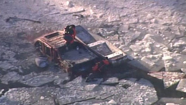 Emergency Workers In Spring River Rescue Treated For Exposure, Hypothermia