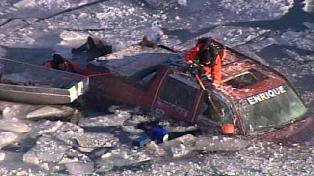 Victims Identified In Spring River Crash Near Miami, Oklahoma
