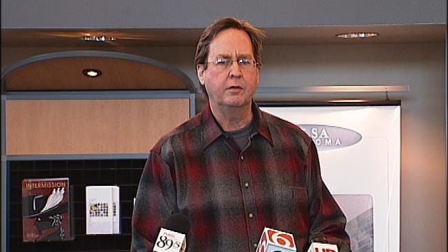City Of Tulsa Holds Storm Recovery Briefing