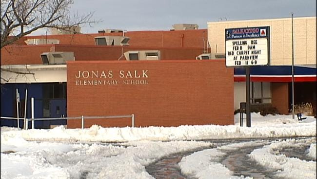 Tulsa Public Schools To Consider All Options To Make Up Snow Days