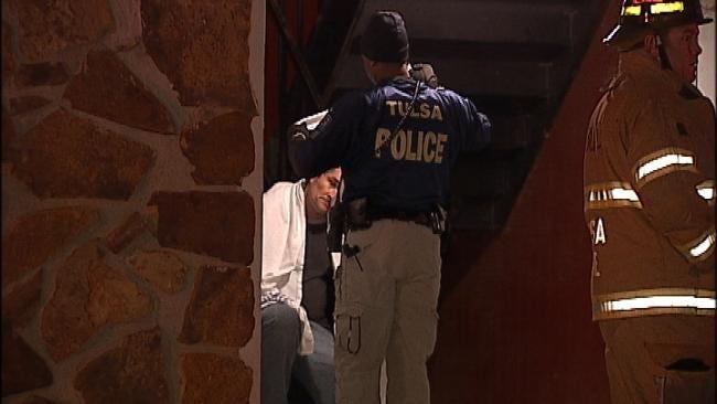 Man Arrested After Tulsa Meth Lab Bust