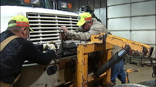 Rural Oklahoma Counties Ready To Respond To Second Snow Storm