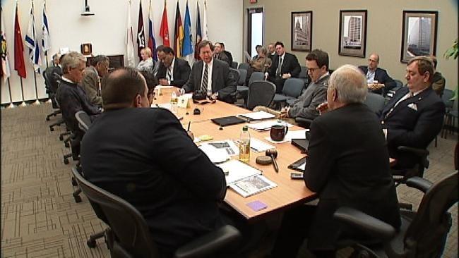 Tulsa City Councilor: Let's Hope Blizzard Isn't Mayor Bartlett's Katrina