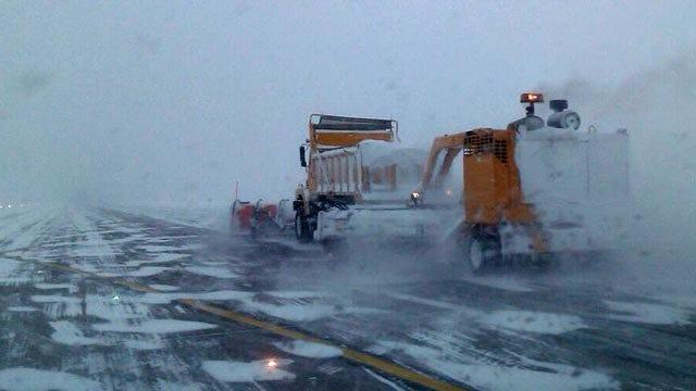 Tulsa International Airport Resumes Normal Operations