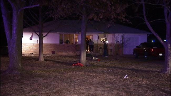 Tulsa Man Is Run Over By Truck In Apparent Domestic Dispute